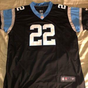 Christian mccaffrey Carolina Panthers Jersey